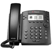 Polycom 300 IP Phone - Cable - Desktop - 6 x Total Line - VoIP - Speakerphone - 2 x Network (RJ-45) - PoE Ports