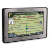 Magellan RoadMate 5175T-LM 5.0 Touchscreen Portable GPS w/North American Maps WiFi Web Browser & Lifetime Maps/Traffic - RM5175T-LM-FB-R