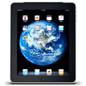 Apple iPad with Wi-Fi+3G 32GB - Black - AT&T (1st generation) - MC496LLA-PB-3RCC