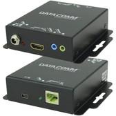 DATACOMM ELECTRONICS 46-0200-LT HDBaseT(TM) Lite HDMI(R) Extender