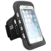 IWERKZ 44110 Universal FlashBand Flashing Sports Armband