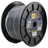 DB LINK STSW16WG500 Superflex Series White/Gray Speaker Wire (16 Gauge, 500ft)