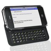 Nuu K1 42-Key MiniKey Wireless Bluetooth Slide-Out Keyboard for iPhone 4/4S