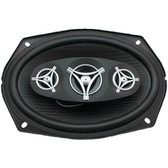 POWER ACOUSTIK EF-694 Edge Series Coaxial Speakers (6 x 9, 4 Way, 800 Watts max)
