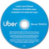 UBER 27311 Laser Lens Cleaner for CD, DVD & Blu-ray(TM)