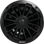 MB Quart NK1-116B Nautic Series 6.5 120-Watt 2-Way Coaxial Speaker System with Matte Black Finish (Not Illuminated)