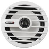 MB Quart NKF116 Nautic Series 2-Way Coaxial Speaker System (6.5, 100 Watts max)