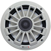MB Quart NK1-116 Nautic Series 6.5 120-Watt 2-Way Coaxial Speaker System (Not Illuminated)