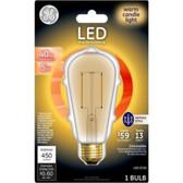 GE 043168330244 40 Watt Vintage Style LED Light Bulb