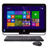 HP Pavilion 23-g013w 23 Pentium G3220T Dual-Core 2.6GHz All-in-One PC - 4GB 1TB DVDRW/W8.1/Cam - 23-G013W-PB-3RCC - BVBVBVEVTK-23-G013W-PB-3RCC