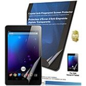 Green Onions Supply Crystal Anti-Fingerprint Screen Protector for Dell Venue 8 Android Tablet - 8Tablet PC