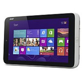 Acer Iconia NT.L1JAA.001 W3-810-1600 Tablet PC - Intel Atom Z2760 1.8 GHz Dual-Core Processor - 2 GB RAM - 32 GB Hard Drive - 8.1-inch Display - Windows 8 32-bit Edition - Silver - NT.L1JAA.001 - BVBVBVTFL-NT.L1JAA.001-REFURBISHED