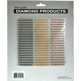Mesh Diamond Sharpeners 300/400/600