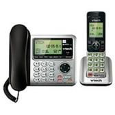 VTech CS6649 Dect 6.0 2-Handset Landline Telephone - Cordless - Speakerphone - CS6649 - BVBVBVTFL-CS6649-REFURBISHED