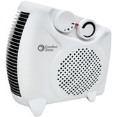 COMFORT ZONE CZ30 Dual-Position Heater with Fan