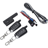 CRIMESTOPPER RFALL641W FM RF Add-on Kit with Two 4-Button Remotes (1 Way)