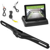 PYLE PLCM4500 Rearview Backup Swivel Camera & Pop-up Monitor System