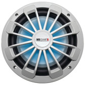 MB Quart NW1-254L Nautic Series Marine-Certified 10 600-Watt Shallow Subwoofer (With LED Illumination)