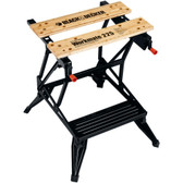 BLACK & DECKER WM225 Workmate(R) Portable Project Center & Vise (450lb Capacity)