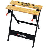 BLACK & DECKER WM125 Workmate(R) Portable Project Center & Vise (350lb Capacity)