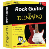 EMEDIA MUSIC FD06101 Rock Guitar For Dummies(R) CD-ROM