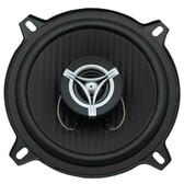 POWER ACOUSTIK EF-502 Edge Series Coaxial Speakers (5.25, 2 Way, 300 Watts max)