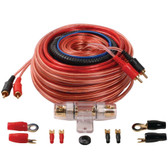 DB LINK XK8Z X-treme Series 8-Gauge Amp Installation Kit