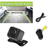 PYLE PLCM37FRV Backup Parking/Reverse Camera with Distance-Scale Line