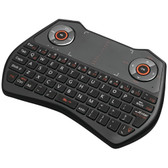 Adesso WKB-4020UB SlimTouch 4020 2.4GHz Wireless Keyboard with Touchpad