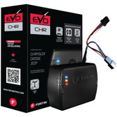 Fortin EVO-CHR.T6 Preloaded Module & T-Harness Combo (Chrysler(R), Dodge(R) & Jeep(R) 2013 & Up Tip-Start & Push-to-Start Vehicles)