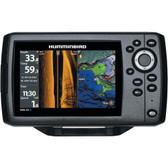HUMMINBIRD 410230-1 HELIX(TM) 5 CHIRP SI GPS G2