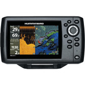 HUMMINBIRD 410220-1 HELIX(TM) 5 CHIRP DI GPS G2