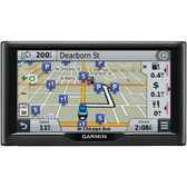 GARMIN 010-N1399-01 Refurbished nuvi(R) 67 6 Travel Assistant with Lifetime Maps