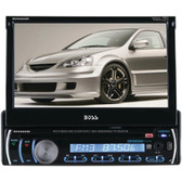 BOSS AUDIO BV9986BI 7 Single-DIN In-Dash DVD/MP3/CD & AM/FM Receiver with Bluetooth(R)