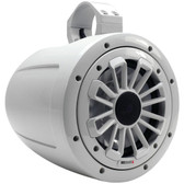 MB Quart NT1-116 Nautic Series 2-Way Wake Tower Speaker with Dove Gray FInish & Mounting Hardware (6.5, 120 Watts, No Illumination)