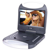 Sylvania SDVD1052-BLACK 10 Portable DVD Player with Integrated Handle (Black)
