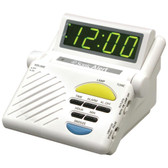 Sonic Alert SB1000 Sonic Boom(R) Combination Alarm Clock