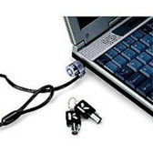 Kensington MicroSaver 64186F 6 Feet Custom Notebook Lock Master Keyed - 64186F