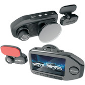 Papago GS76032G GoSafe 760 Full HD Dual-Camera Dash Cam with 2.7 Screen