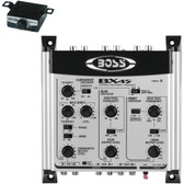 BOSS AUDIO BX45 2/3-Way Preamp Electronic Crossover