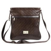 ONE SIZE Versace 19.69 Abbigliamento Sportivo Srl Milano Italia Mens Shoulder Bag V1969017B COFFEE
