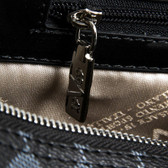 ONE SIZE Versace 19.69 Abbigliamento Sportivo Srl Milano Italia Mens Sport Bag V1969015 GREY BLACK