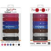 MyKronoz 813761020947 ZeFit2 Pulse Classic Bracelets, 7 pk