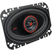 CERWIN-VEGA MOBILE H746 HED(R) Series 2-Way Coaxial Speakers (4 x 6, 275 Watts max)