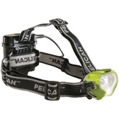 PELICAN 02785-0000-245 215-Lumen Safety-Certified Headlamp (Safety Yellow)