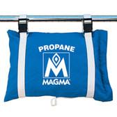 Magma Propane /Butane Canister Storage Locker/Tote Bag - Pacific Blue