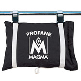 MagmaPropane /Butane Canister Storage Locker/Tote Bag - Jet Black
