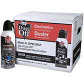 Dust Off DSPXLRCP Disposable Dusters (12 pk)