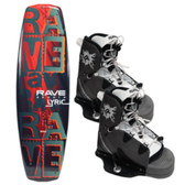 RAVE Lyric Wakeboard w/Advantage Boots