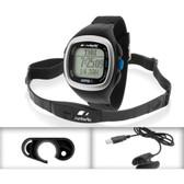 Runtastic GPS Watch and Heart Rate Monitor Black RUNGPS1 - RUNGPS1